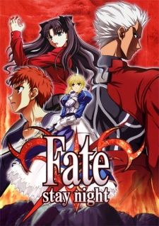 Fate/stay night's Cover Image