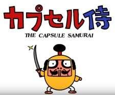 Capsule Samurai's Cover Image
