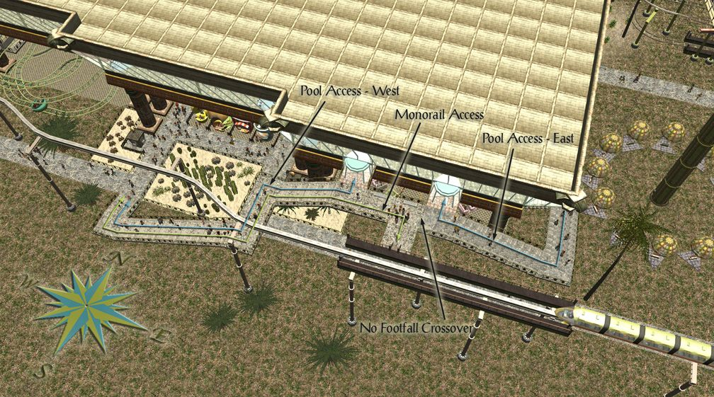 Image 12 - How To's: Suspended Pools and Guest Access Options