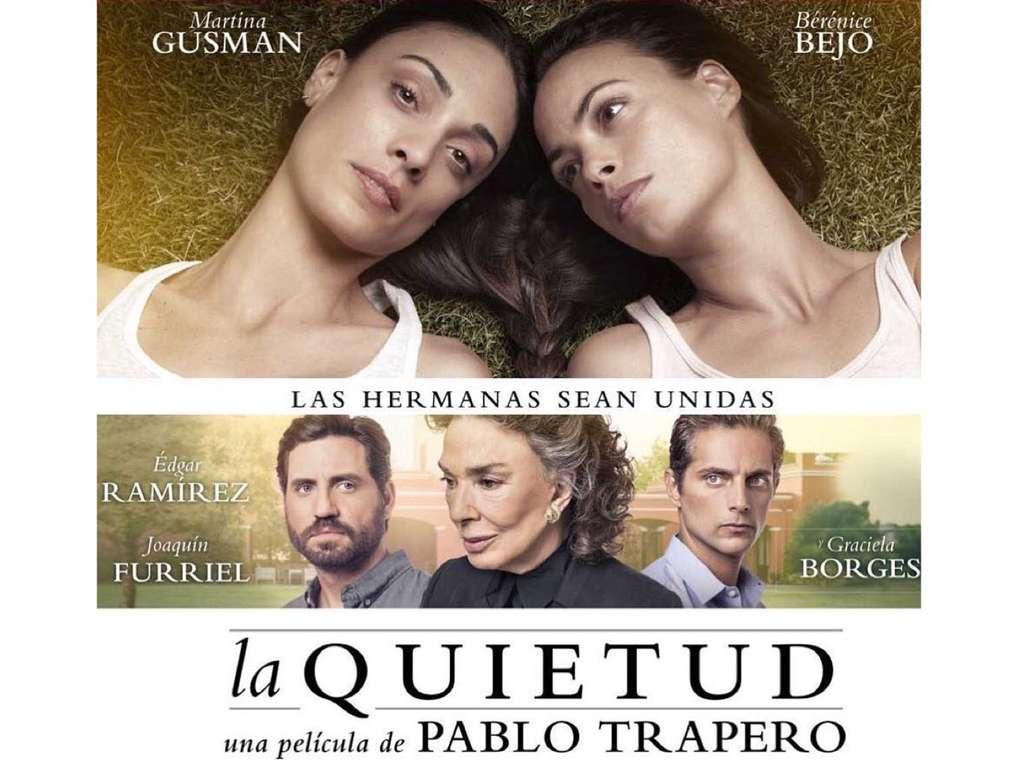 Η Έπαυλη με τα Μυστικά (La Quietud) - Trailer / Τρέιλερ Movie