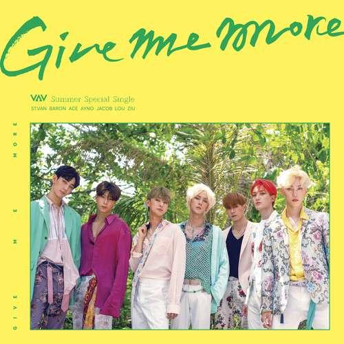 Download [Single] VAV – GIVE ME MORE (MP3)