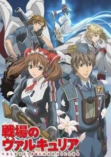 Senjou no Valkyria's Cover Image