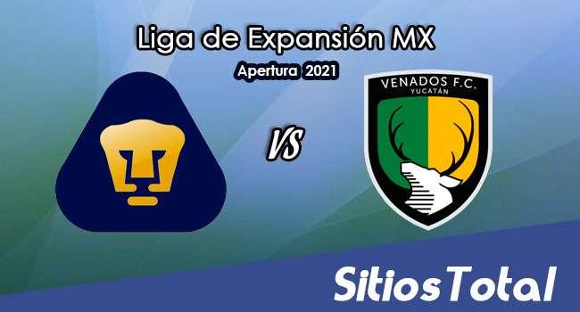 Pumas Tabasco vs Venados FC en Vivo – Canal de TV, Fecha, Horario, MxM, Resultado – J9 de Guardianes Apertura 2021 de la  Liga de Expansión MX