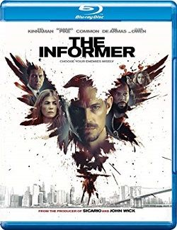 The Informer - Tre Secondi Per Sopravvivere (2019).avi MD MP3 BDRip - iTA