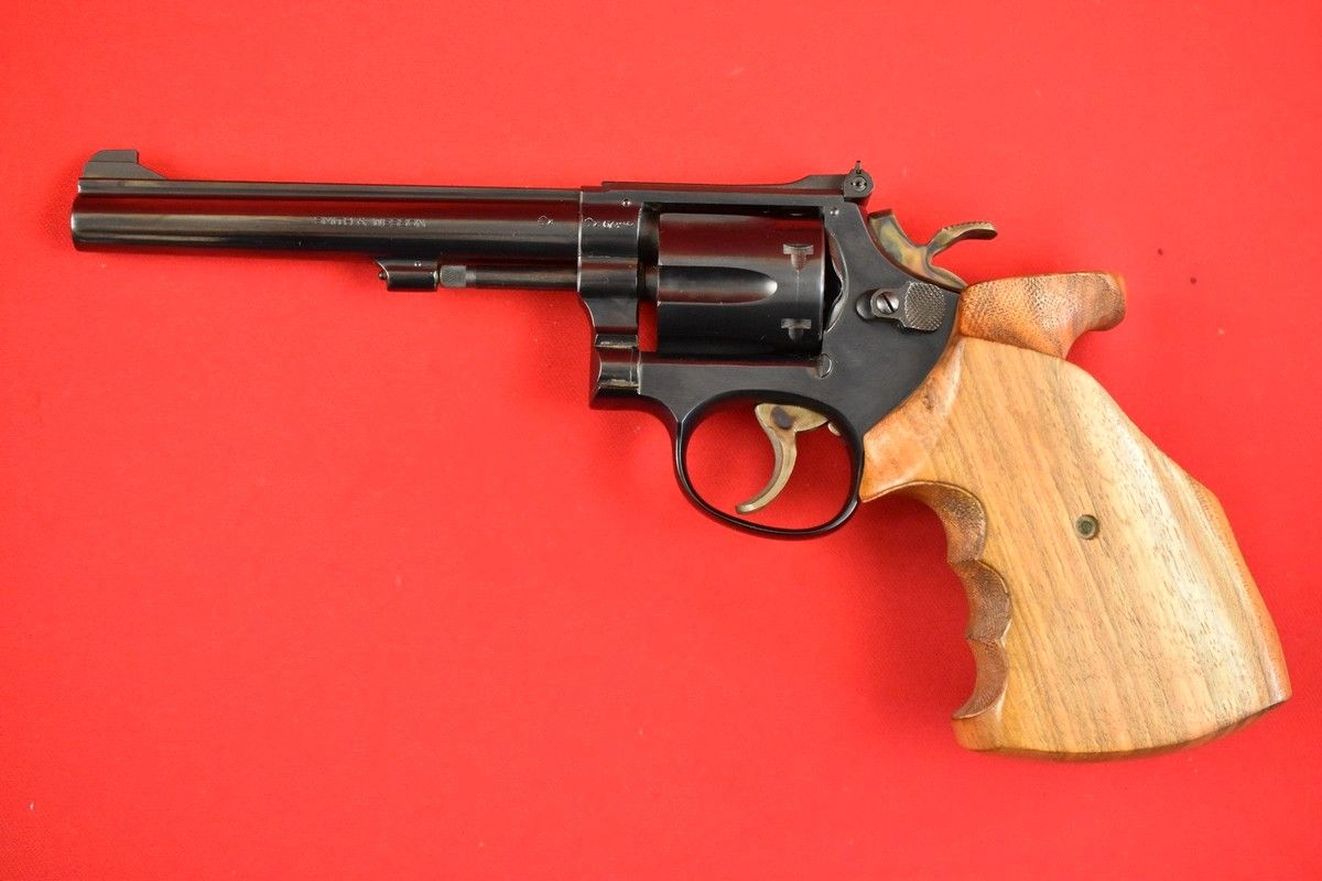 SMITH&WESSON MODEL 17-4