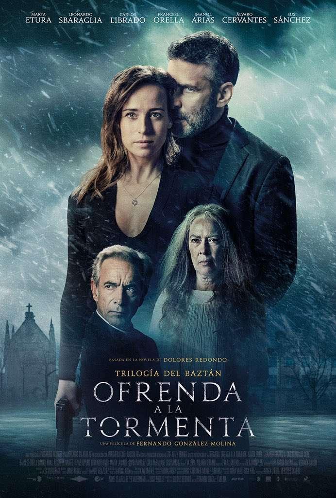 Προσφορά στην Καταιγίδα (Ofrenda a la tormenta) Poster