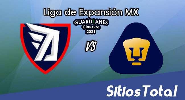 Tepatitlán FC vs Pumas Tabasco en Vivo – Canal de TV, Fecha, Horario, MxM, Resultado – J7 de Guardianes Clausura 2021 de la  Liga de Expansión MX