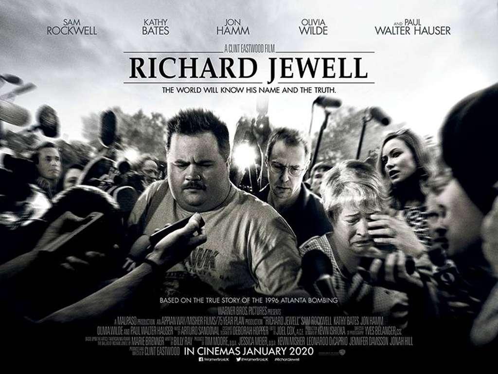 Η Μπαλάντα του Ρίτσαρντ Τζούελ (Richard Jewell) Quad Poster