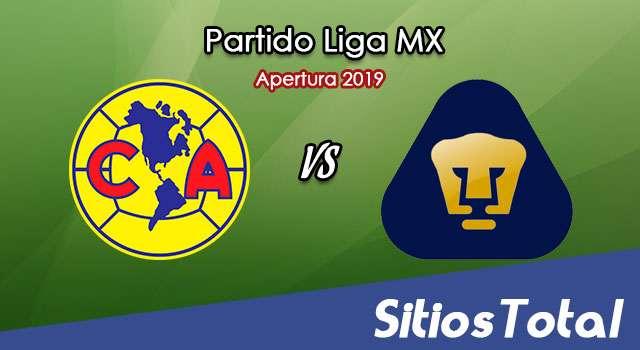 Ver América vs Pumas en Vivo – Apertura 2019 de la Liga MX