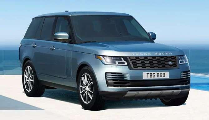 2020 Range Rover Models Finance Deal in Louisville Kentucky