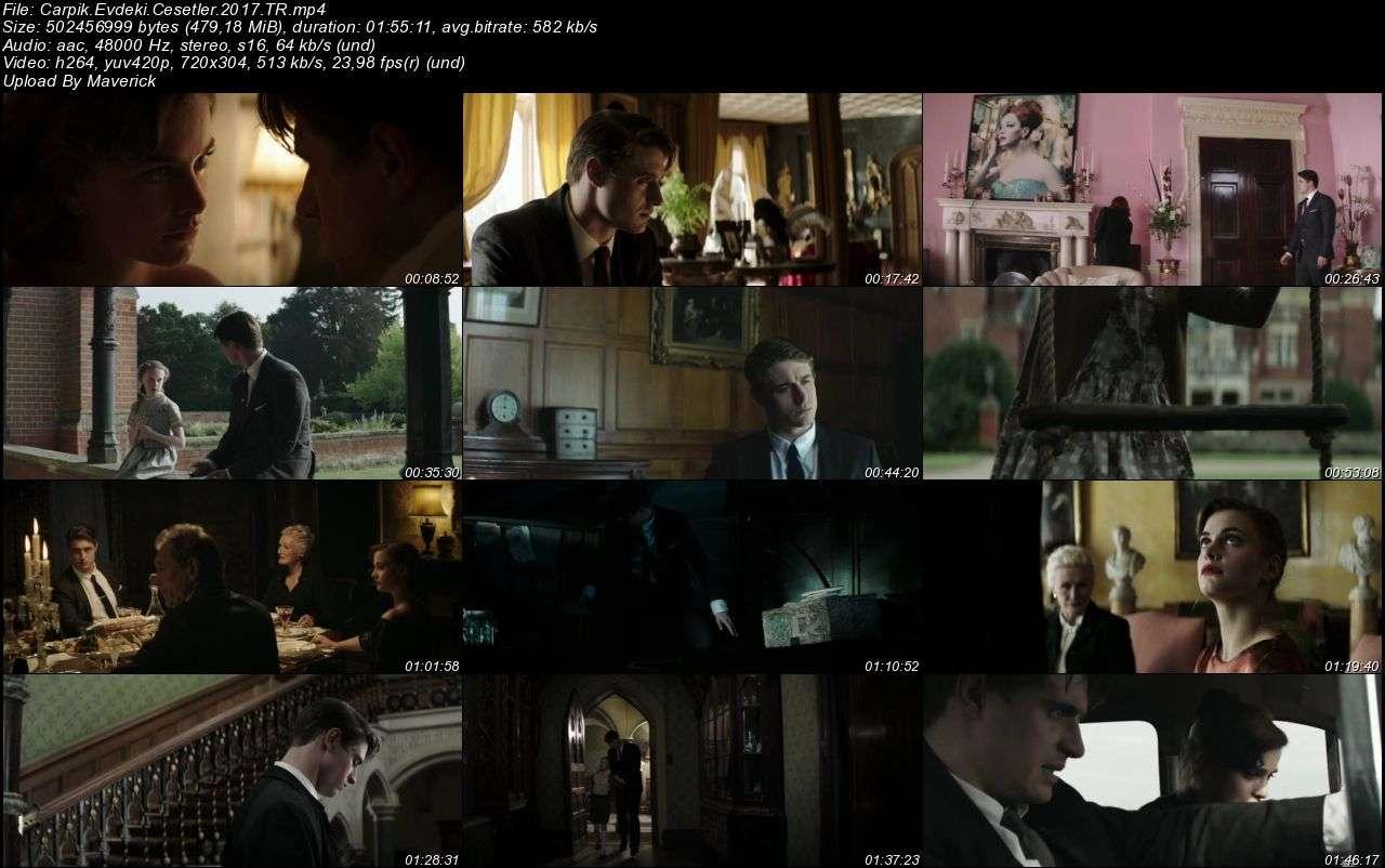Çarpık Evdeki Cesetler - 2017 Türkçe Dublaj Mp4 indir