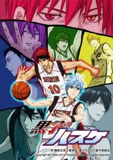 Kuroko no Basket 2nd Season's Cover Image
