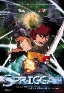 Spriggan's Cover Image