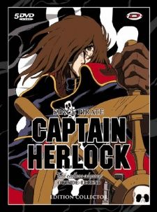 Space Pirate Captain Herlock: Outside Legend - The Endless Odyssey's Cover Image
