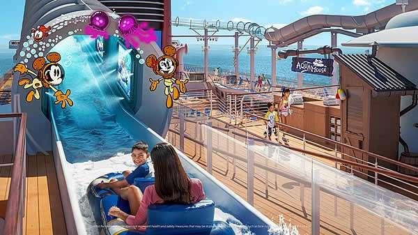 Disney Wish will unlock enchanting family vacations in summer 2022
