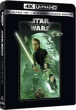 Star Wars - Episodio VI - Il Ritorno Dello Jedi (1983).mkv UHD 4K 2160p Video Untouched ITA DTS+AC3 AC3 ENG TrueHD+AC3 Subs