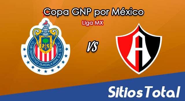 Chivas vs Atlas en Vivo – Copa GNP por México – Liga MX – Sábado 4 de Julio del 2020