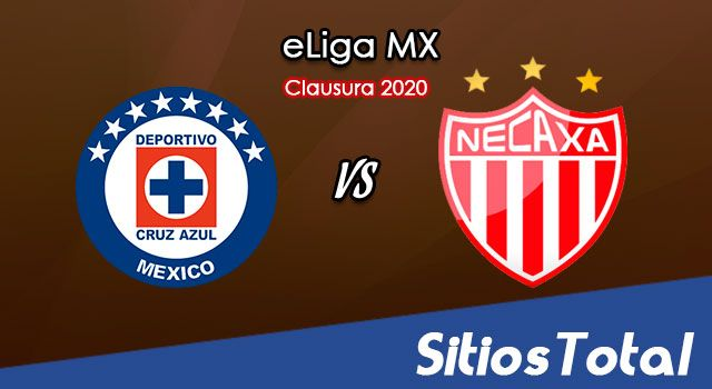 Cruz Azul vs Necaxa en Vivo – eLiga MX – Martes 2 de Junio del 2020