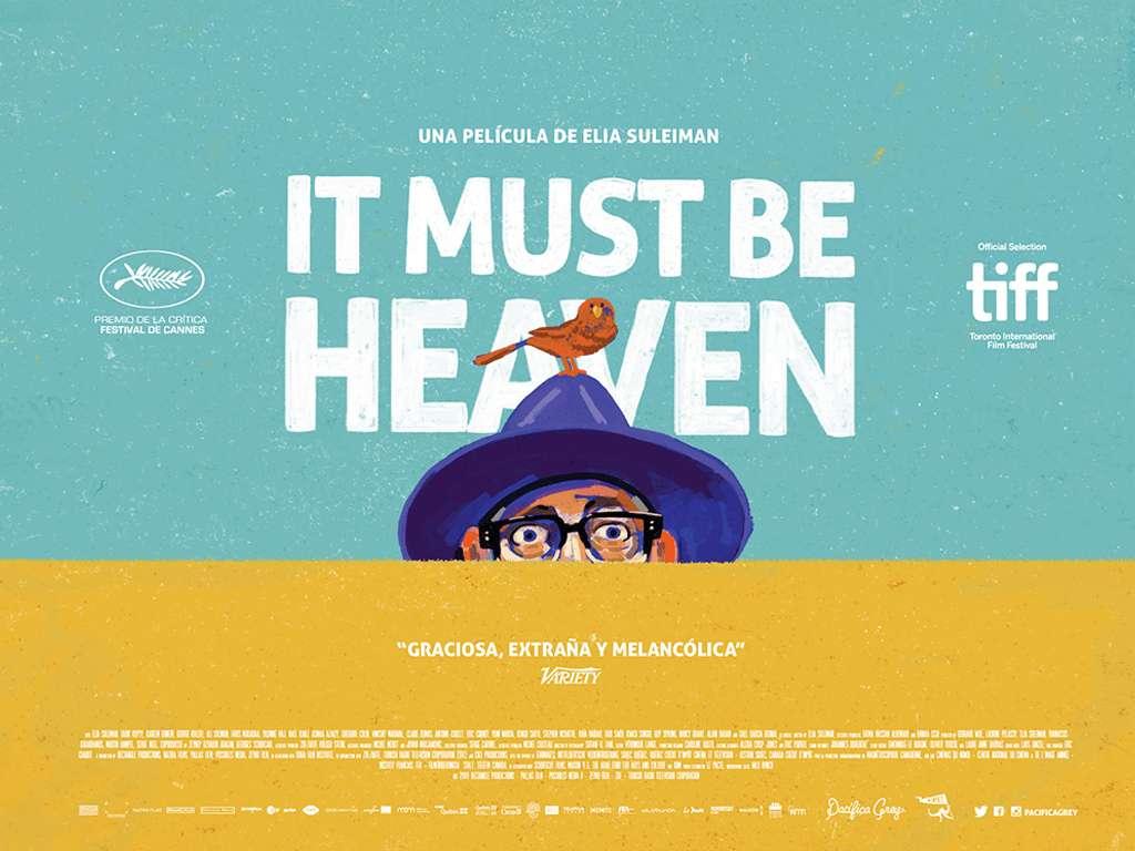 Ο παράδεισος έπεσε στη Γη (It Must Be Heaven) Poster Πόστερ Wallpaper