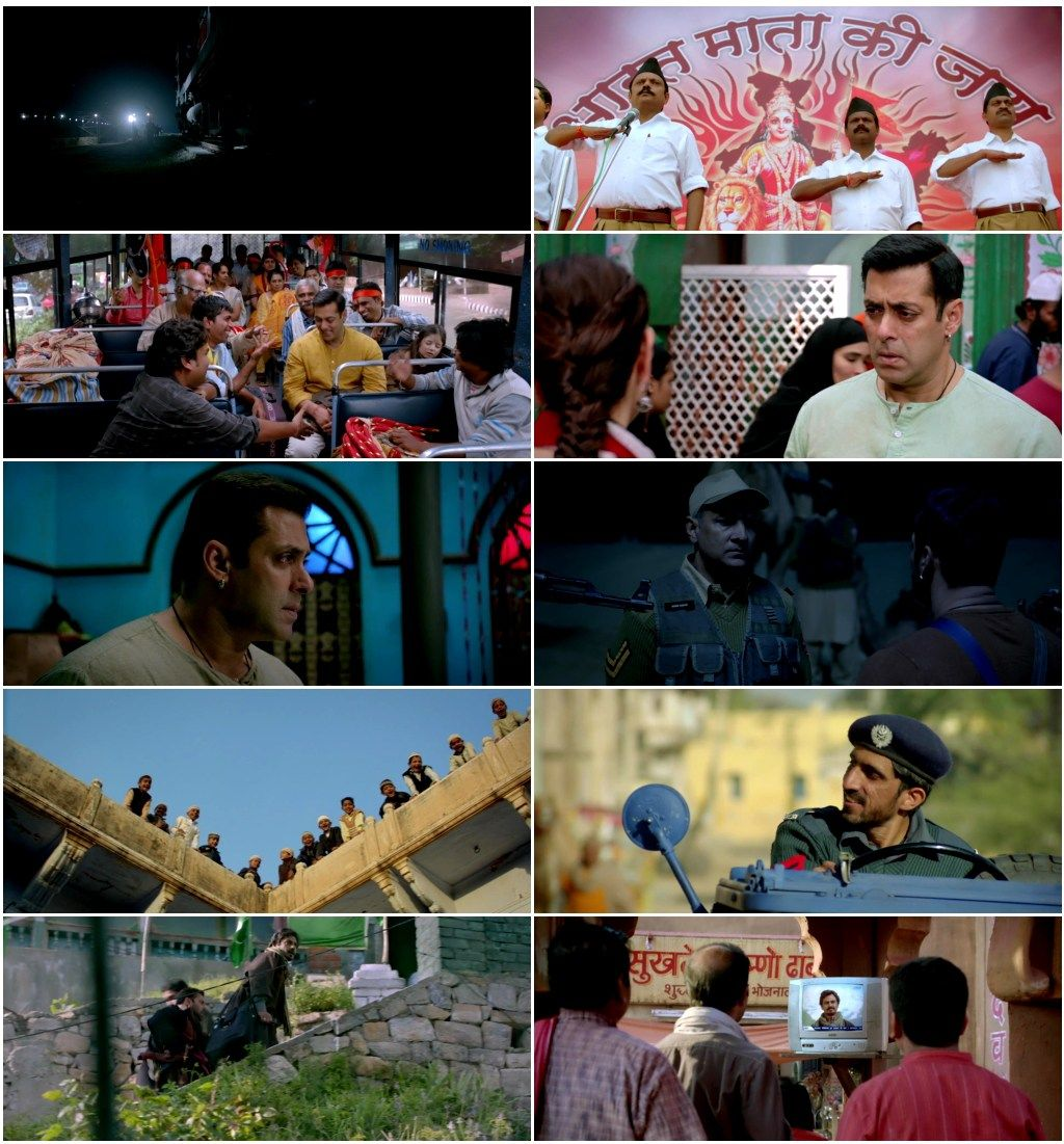 Bajrangi Bhaijaan (2015) Full Movie Free Download