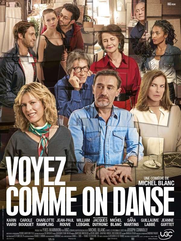 Voyez comme on danse ΚΑΙ Ο ΧΟΡΟΣ ΚΑΛΑ ΚΡΑΤΕΙ Poster