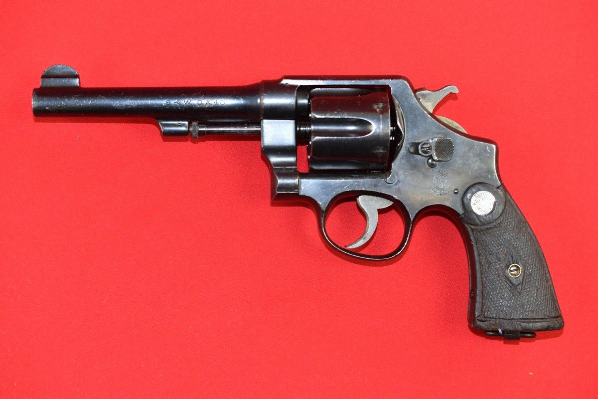 smith and wesson 17
