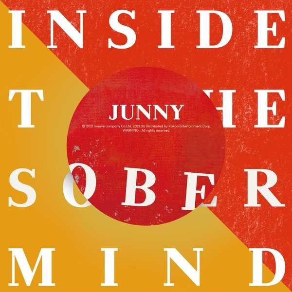 [Single] JUNNY – inside the sober mind (MP3)