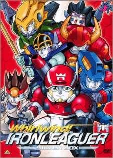 Shippuu! Iron Leaguer's Cover Image