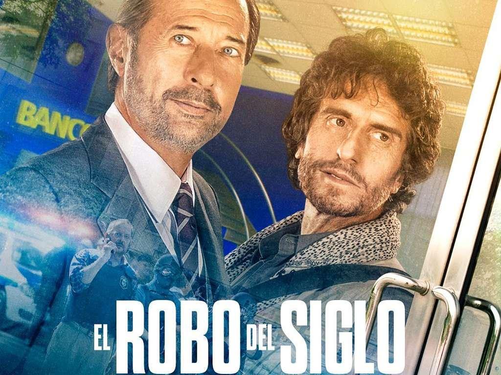 Το Κόλπο του Αιώνα (El Robo del Siglo)) Quad Poster