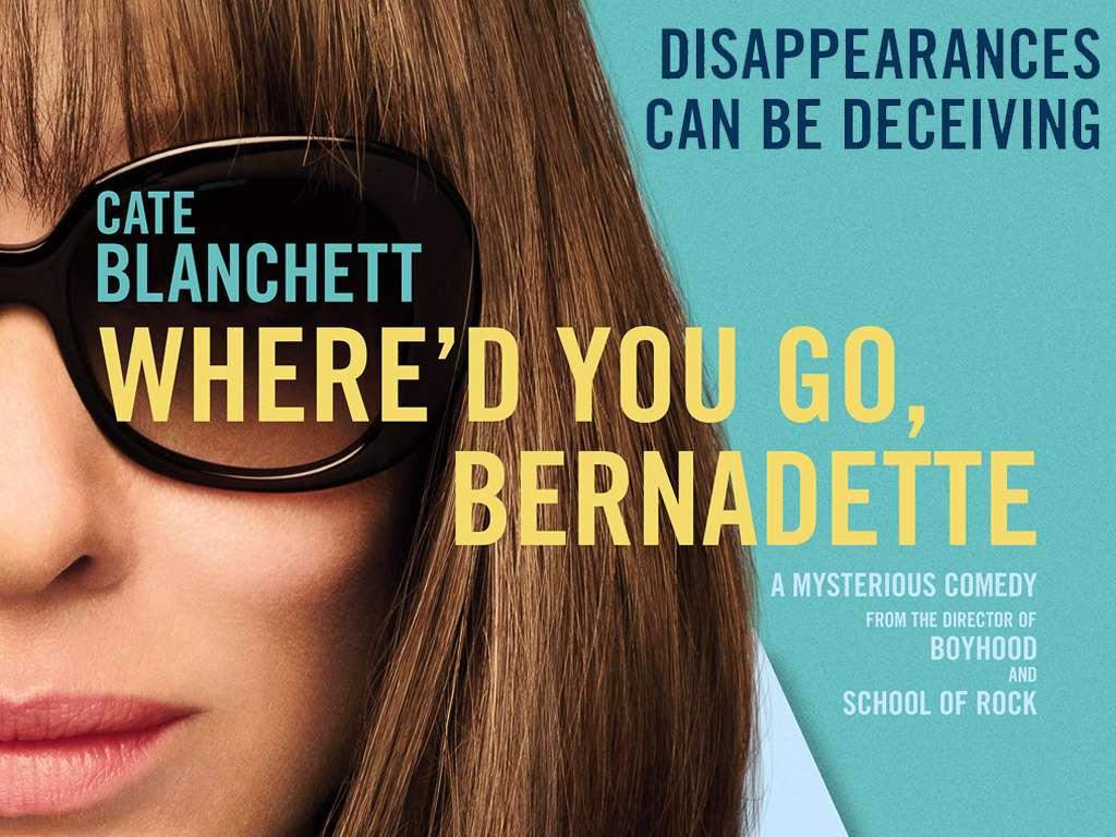Πού Χάθηκες, Μπερναντέτ (Where You'd Go, Bernadette) - Trailer / Τρέιλερ Movie