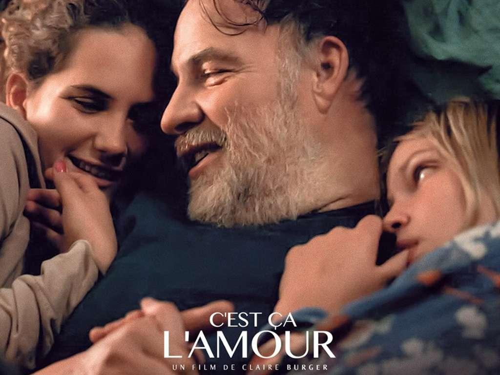 Αγάπη Είναι (C'est Ça l'Amour / Real Love) Poster Πόστερ Wallpaper