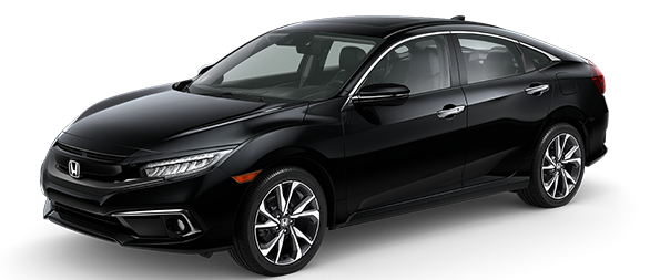 2019 Civic Touring FWD Sedan Lease Deal in Ann Arbor Michigan