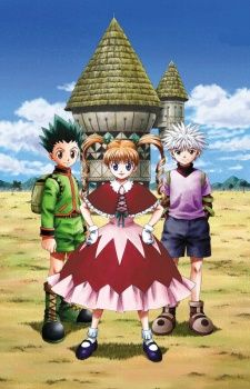 Hunter x Hunter: Greed Island Cover Image