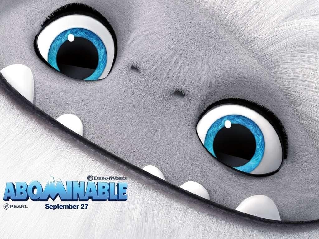 Γέτι: ο Χιονάνθρωπος των Ιμαλαΐων (Abominable) - Trailer / Τρέιλερ Movie