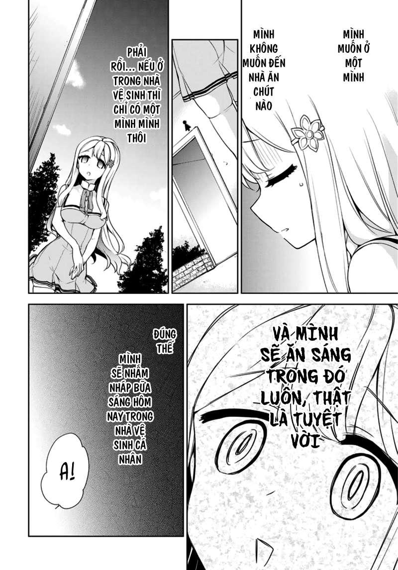 Ore ga Ojou-sama Gakkou ni Shomin Sample Toshite Rachirareta Ken chap 58 - Trang 29