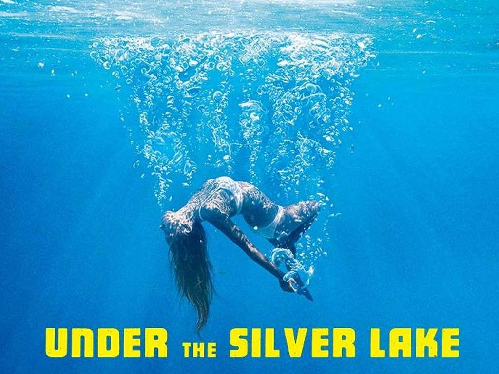 Το Μυστικό της Ασημένιας Λίμνης (Under The Silver Lake) Poster Πόστερ Wallpaper