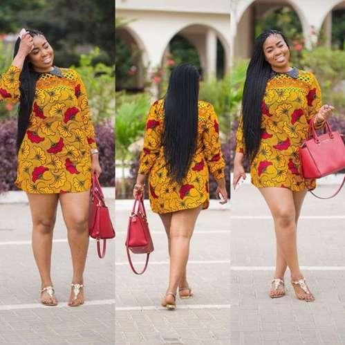 beautiful African dress styles ,Ankara designs for women