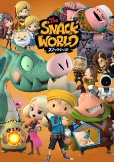 The Snack World (TV)'s Cover Image