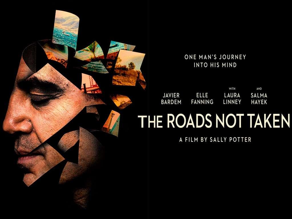 Οι Ζωές που δεν Έζησα (The Roads Not Taken) Quad Poster