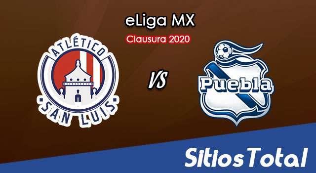 Atlético San Luis vs Puebla en Vivo – eLiga MX – Miércoles 13 de Mayo del 2020