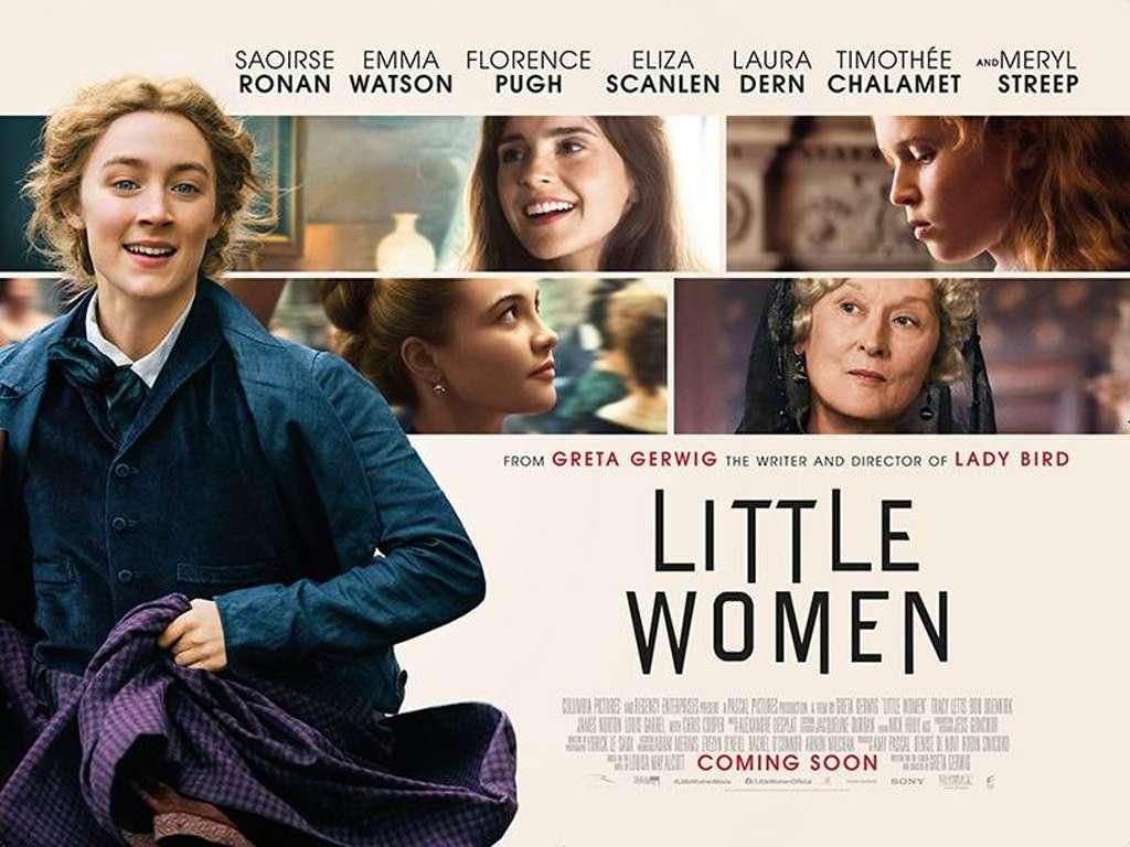 Μικρές Κυρίες (Little Women) Quad Poster