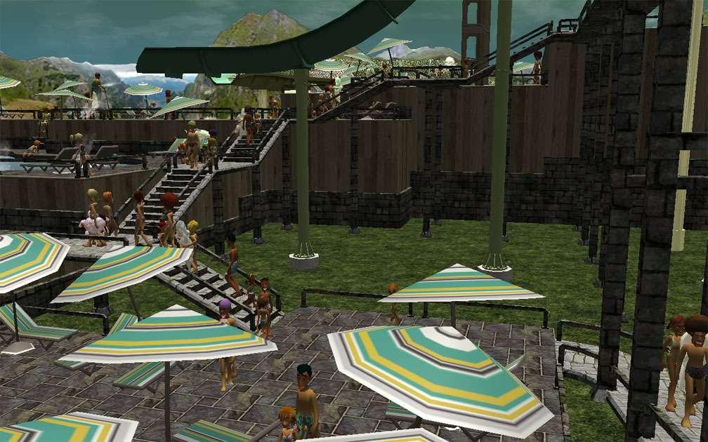 Image 12, Showcase! Fall 2020, TNS Pool Paths & TNS Pool Terrain, Page 1