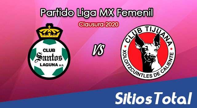 Ver Santos vs Xolos Tijuana en Vivo – Liga MX Femenil – Guardianes – Lunes 5 de Octubre del 2020