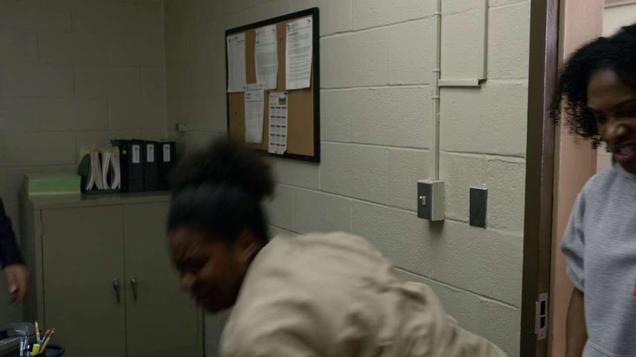 Orange is the New Black Season 5 S05 720p NF WEB-DL x265 HEVC-MZABI