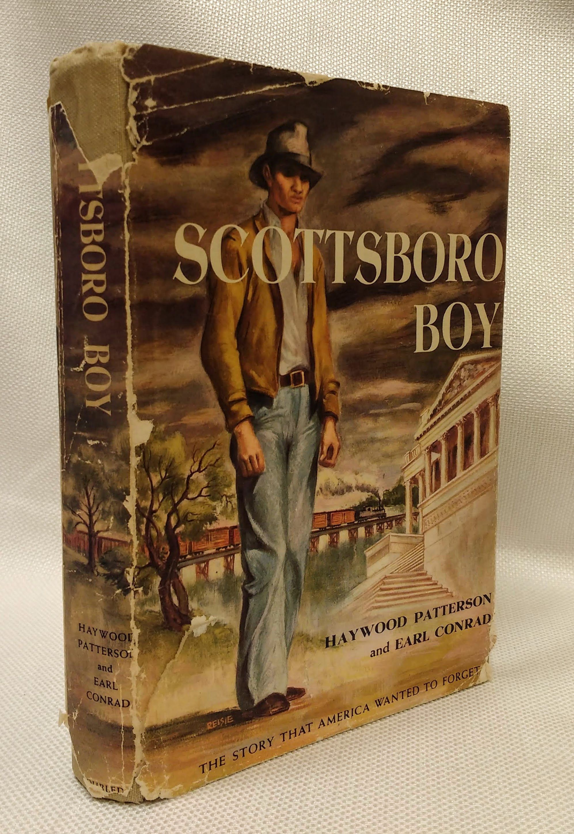 Scottsboro Boy, the story that America wanted to forget, Patterson, Haywood & Earl Conrad