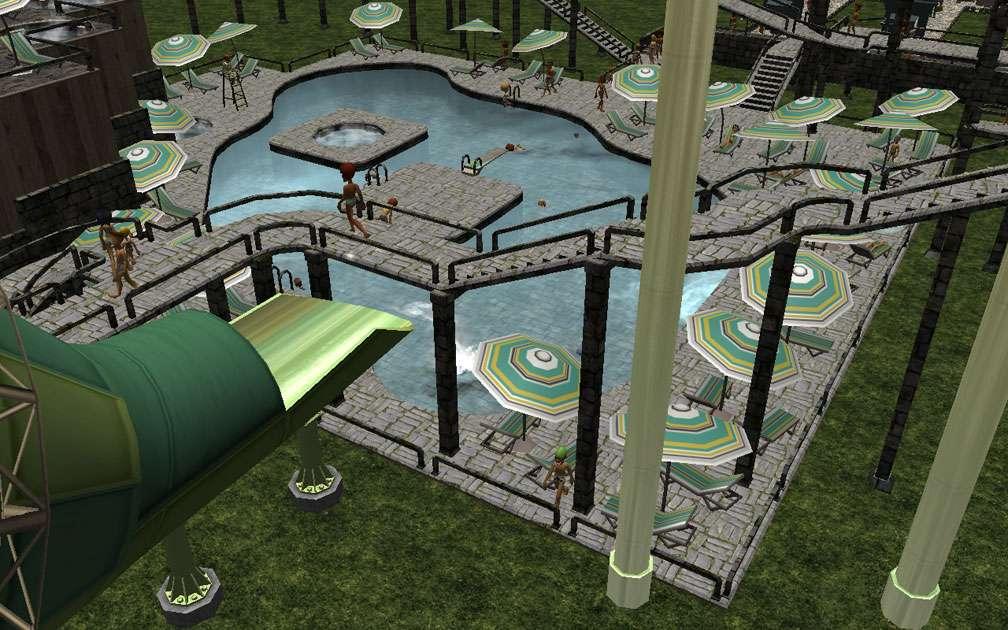 Image 20, Showcase! Fall 2020, TNS Pool Paths & TNS Pool Terrain, Page 2