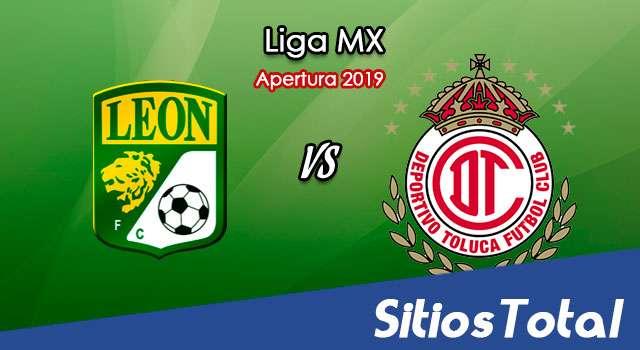 Ver León vs Toluca en Vivo – Apertura 2019 de la Liga MX