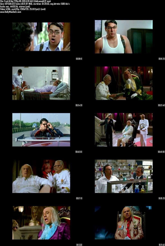 Fruit & Nut (2009) 720p - HD-DVDRip - AVC - AAC-Bollywooda2z