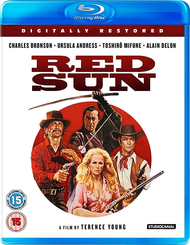 Sole rosso (1972) HDRip 1080p Ac3 ITA (DVD Resync) DTS Ac3 ENG Sub ITA x264