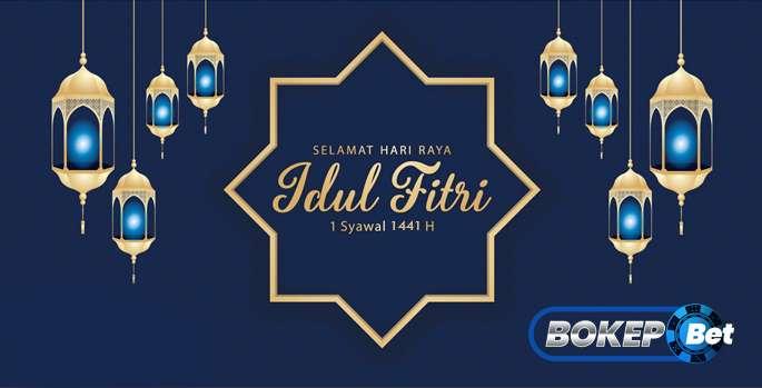 Selamat Idul Fitri 1441 H